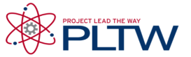 Project Lead the Way logo.